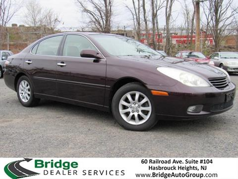 Used 2003 Lexus ES 300 For Sale in New Jersey - Carsforsale.com