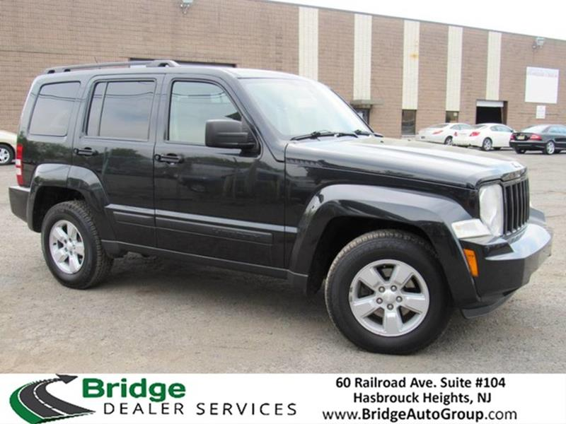 2009 Jeep Liberty For Sale At Bridge Dealer Services In Hasbrouck Heights NJ