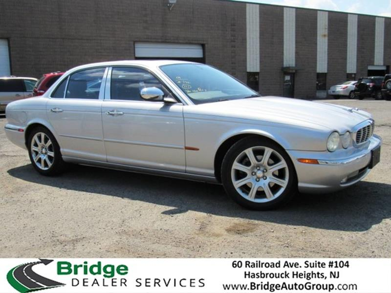 2004 Jaguar XJ Series For Sale At Bridge Dealer Services In Hasbrouck  Heights NJ
