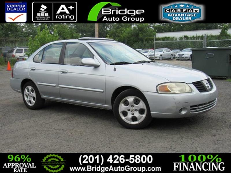 2004 Nissan Sentra In Hasbrouck Heights Nj Bridge Dealer Services