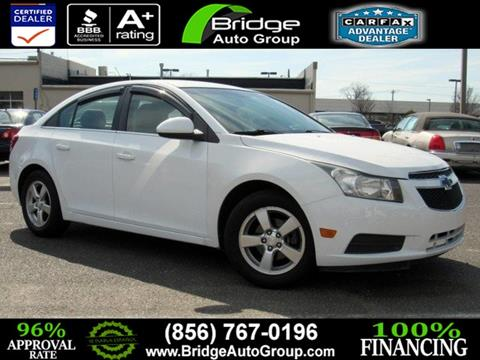 2012 Chevrolet Cruze for sale in Hasbrouck Heights, NJ