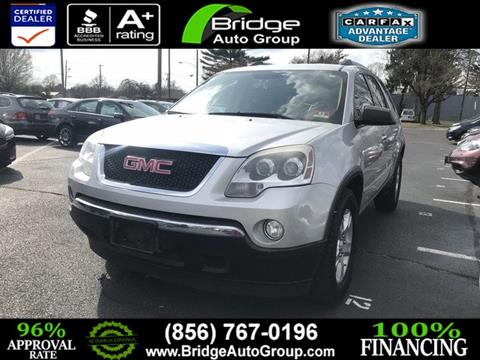 2012 GMC Acadia for sale in Hasbrouck Heights, NJ