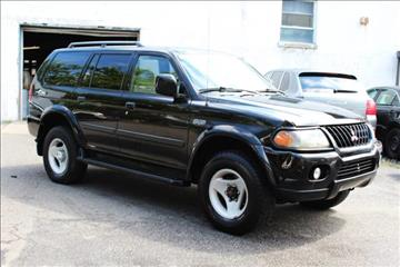 2001 Mitsubishi Montero Sport for sale in Hasbrouck Heights, NJ