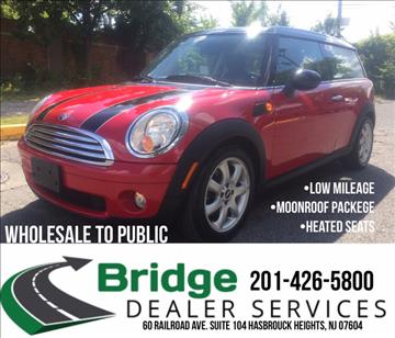 2009 MINI Cooper Clubman for sale in Hasbrouck Heights, NJ