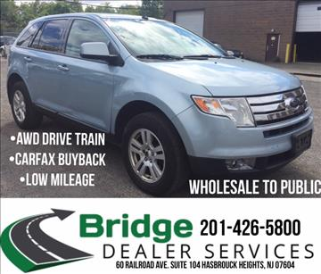 2008 Ford Edge for sale in Hasbrouck Heights, NJ