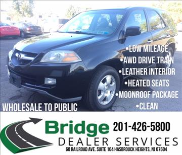 2006 Acura MDX for sale in Hasbrouck Heights, NJ