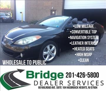 2006 Toyota Camry Solara for sale in Hasbrouck Heights, NJ