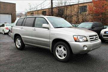 2006 Toyota Highlander for sale in Hasbrouck Heights, NJ