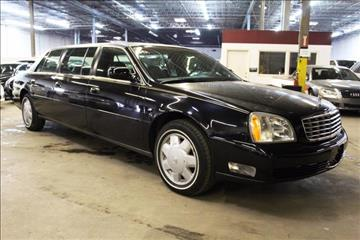 2005 Cadillac Deville Professional for sale in Hasbrouck Heights, NJ