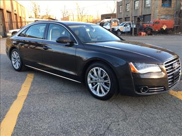 2014 Audi A8 L for sale in Hasbrouck Heights, NJ