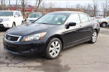 2008 Honda Accord for sale in Hasbrouck Heights, NJ