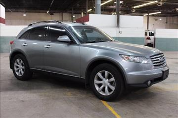 2005 Infiniti FX35 for sale in Hasbrouck Heights, NJ