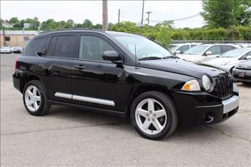 2007 Jeep Compass for sale in Hasbrouck Heights, NJ