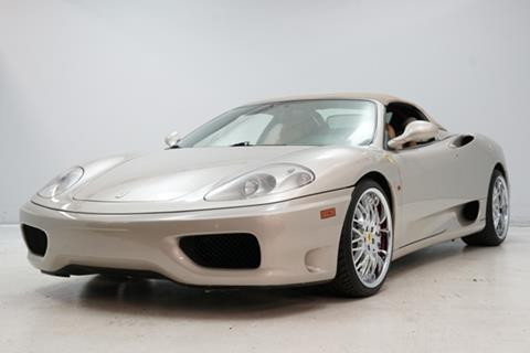 2003 Ferrari 360 Spider for sale in Tempe, AZ