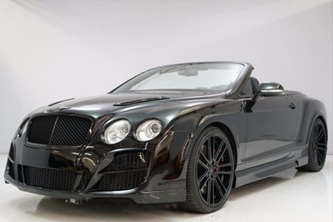 2010 Bentley Continental GTC Speed for sale in Tempe, AZ