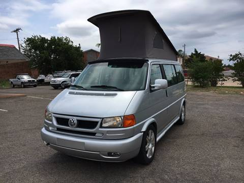 2003 Volkswagen EuroVan for sale in Stillwater, OK