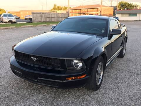 2005 Ford Mustang For Sale  Carsforsalecom