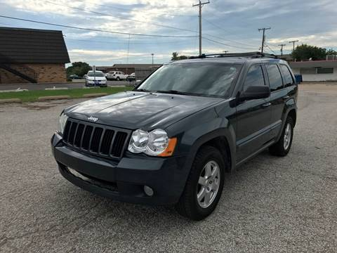 2008 Jeep Grand Cherokee for sale in Stillwater, OK