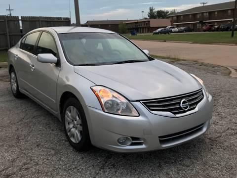 2011 Nissan Altima for sale in Stillwater, OK