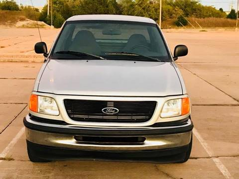2004 Ford F-150 Heritage for sale in Stillwater, OK