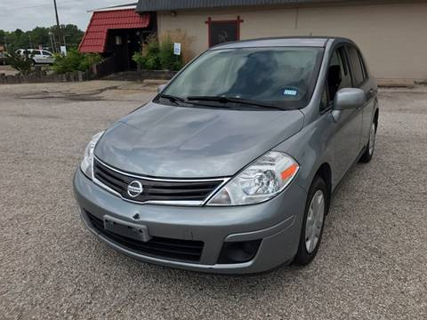 2010 Nissan Versa for sale in Stillwater, OK