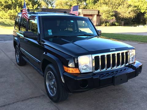 2006 Jeep Commander for sale in Stillwater, OK