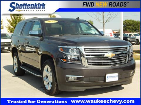 2017 Chevrolet Tahoe for sale in Waukee, IA