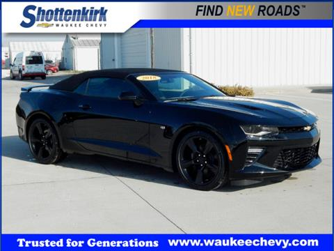 2018 Chevrolet Camaro for sale in Waukee, IA