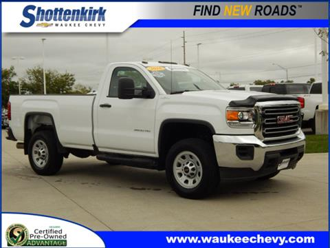 2016 GMC Sierra 3500HD for sale in Waukee, IA