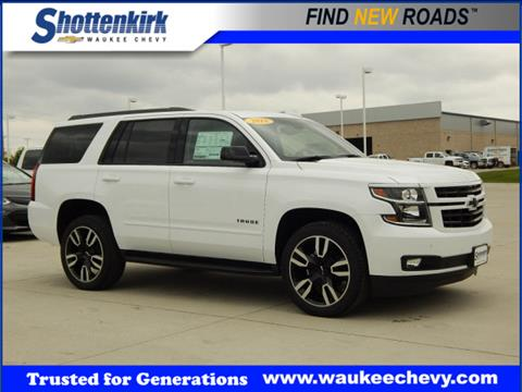 2018 Chevrolet Tahoe for sale in Waukee, IA