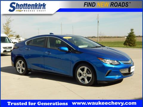 2018 Chevrolet Volt for sale in Waukee, IA