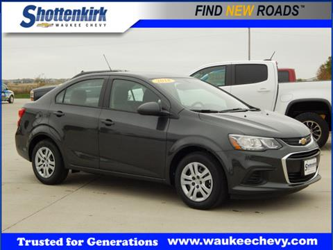 2018 Chevrolet Sonic for sale in Waukee, IA