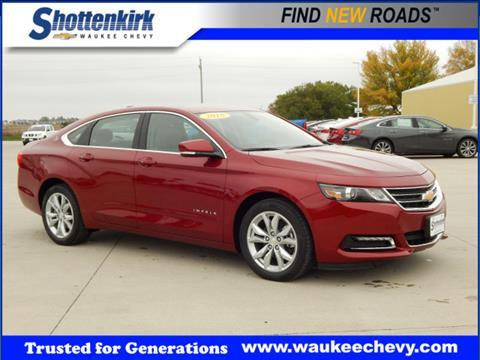 2018 Chevrolet Impala for sale in Waukee, IA