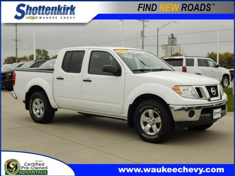 2010 Nissan Frontier for sale in Waukee, IA