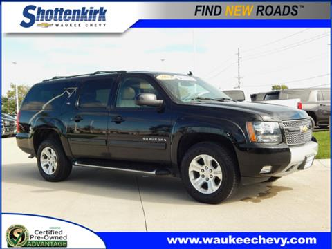 2014 Chevrolet Suburban for sale in Waukee, IA