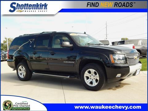 2014 Chevrolet Suburban for sale in Waukee, IA