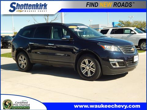 2015 Chevrolet Traverse for sale in Waukee, IA