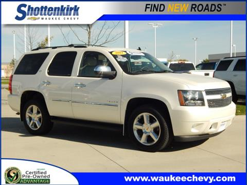 2011 Chevrolet Tahoe for sale in Waukee, IA