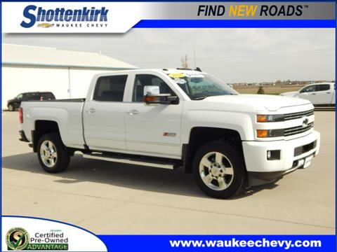 2016 Chevrolet Silverado 2500HD for sale in Waukee, IA