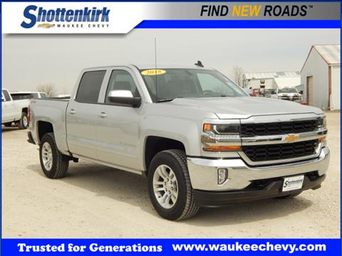2018 Chevrolet Silverado 1500 for sale in Waukee, IA