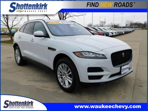 2018 Jaguar F-PACE for sale in Waukee, IA