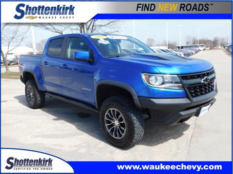 2018 Chevrolet Colorado for sale in Waukee, IA