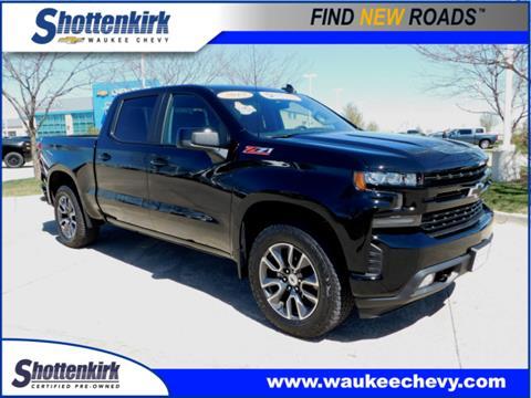 2019 Chevrolet Silverado 1500 for sale in Waukee, IA