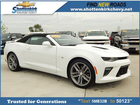 2017 Chevrolet Camaro for sale in Waukee, IA
