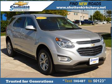 2017 Chevrolet Equinox for sale in Waukee, IA