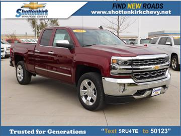 2017 Chevrolet Silverado 1500 for sale in Waukee, IA