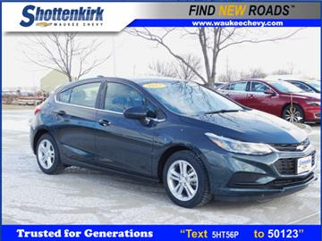 2017 Chevrolet Cruze for sale in Waukee, IA