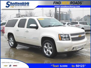 2013 Chevrolet Suburban for sale in Waukee, IA