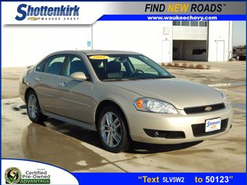 2012 Chevrolet Impala for sale in Waukee, IA