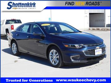 2017 Chevrolet Malibu for sale in Waukee, IA